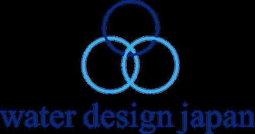 Water Design Japan inc. Logo