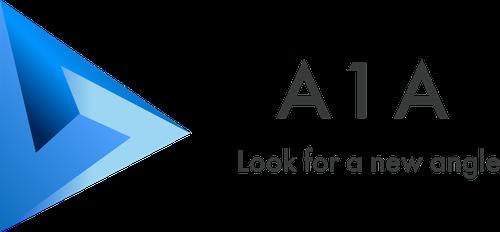 A1A, Inc. Logo