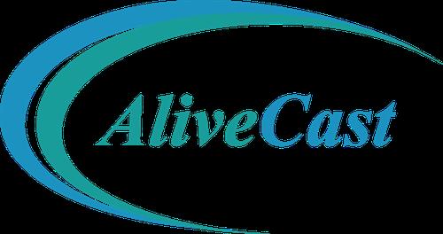 AliveCast Logo