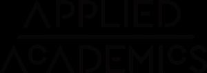Applied Academics LLC. Logo