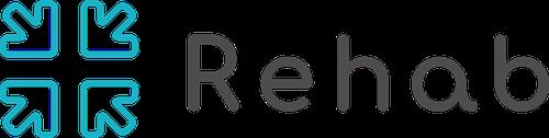 Rehab for JAPAN  Inc. Logo