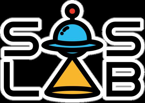 SOS LAB co,. Ltd. Logo