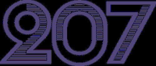 207, Inc Logo