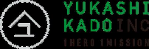 YUKASHIKADO Inc, Logo