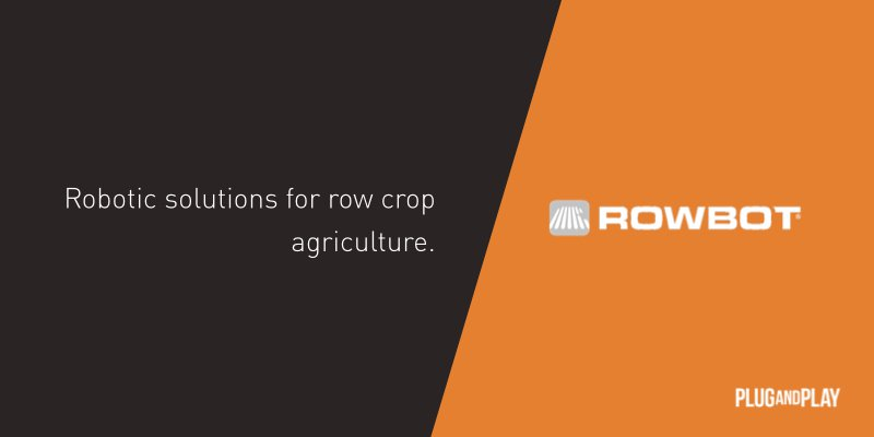 10 Agriculture Automation Companies Shaping the Future of Farming - Rowbot