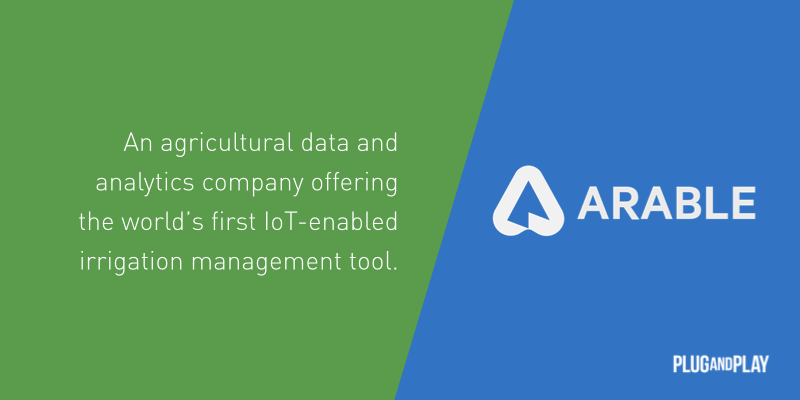 10 Precision Agriculture Companies - Arable
