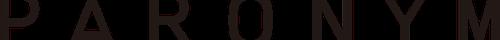 Paronym Logo