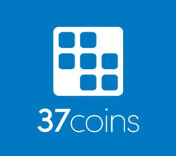 37coins Logo