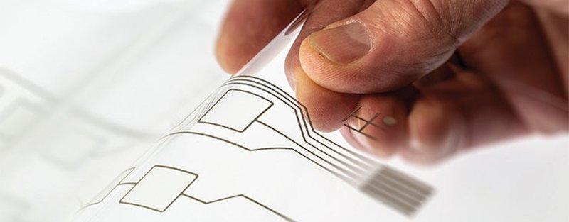 Flexible Electronics - conductive ink