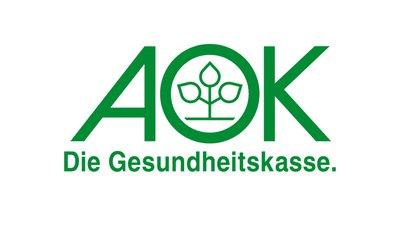 AOK Bayern Logo - Press Release
