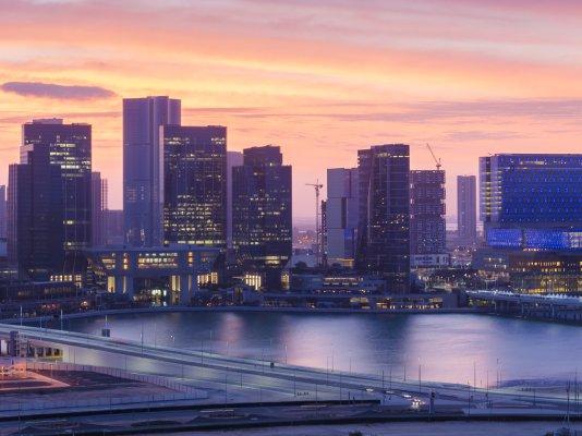 Abu Dhabi Infographic Entrepreneurial Ecosystem