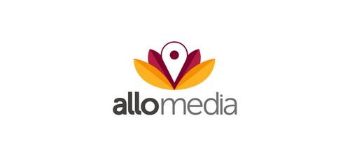 Allo Media Logo