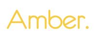 Amber. Logo