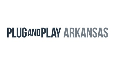 Plug and Play Arkansas Logo - Press Release