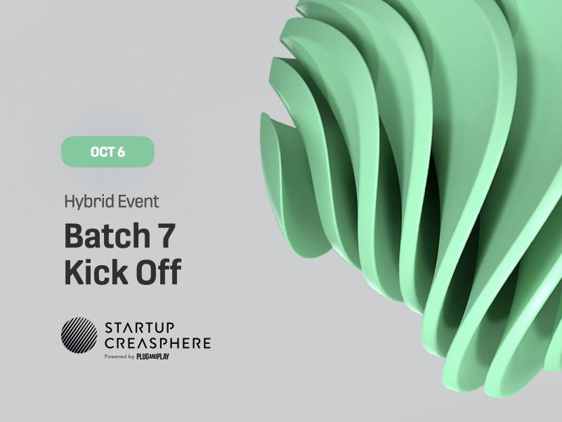 Batch 7 | Kick Off