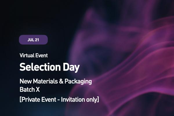 Batch X - Selection Day