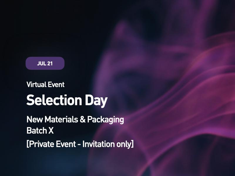 Selection Day - Batch X