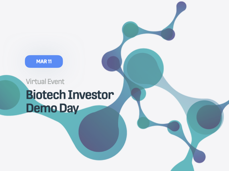 Biotech Investor Demo Day
