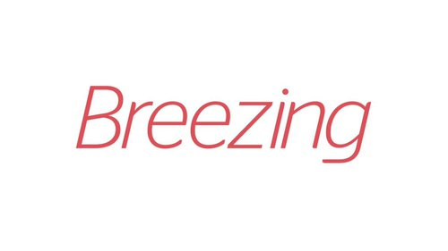 Breezing Co. Logo