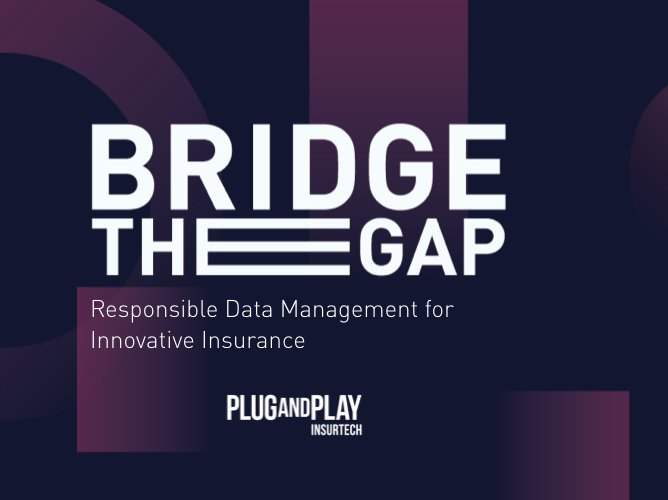 Bridge the Gap - Responsible Data Management for Innovative Insurance