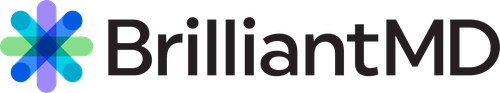 BrilliantMD Inc Logo