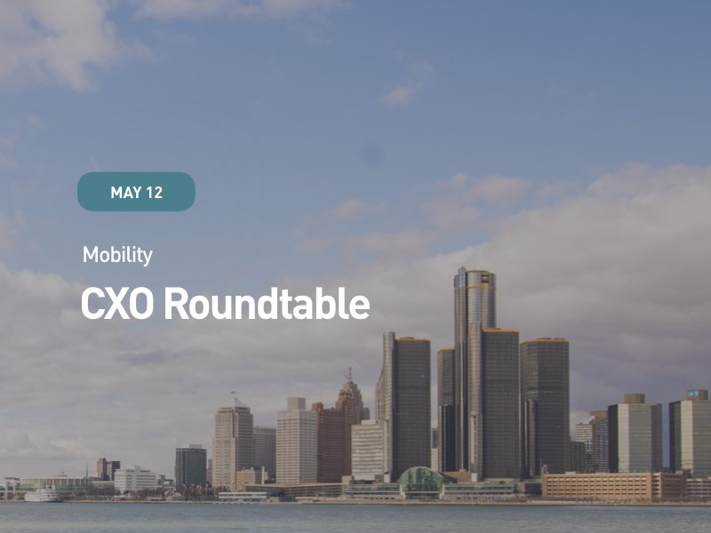 CXO Roundtable