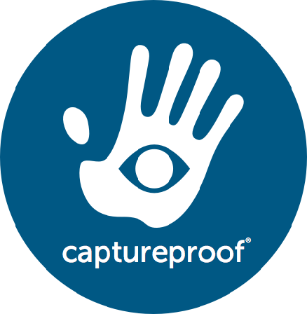 CaptureProof Logo
