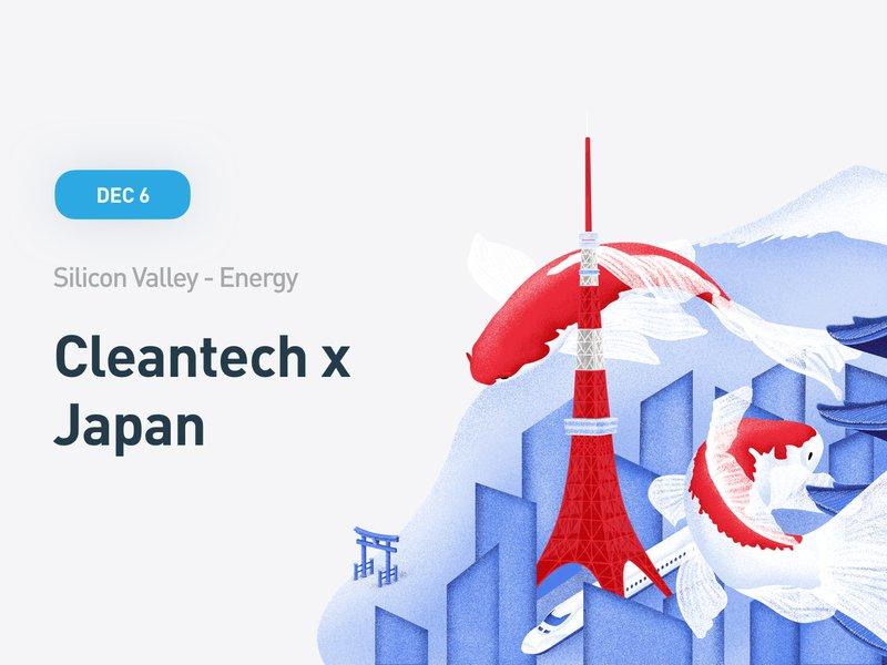 CLEANTECH x JAPAN