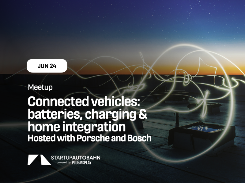 Connected Vehicles: Batteries, Charging and Home Integration