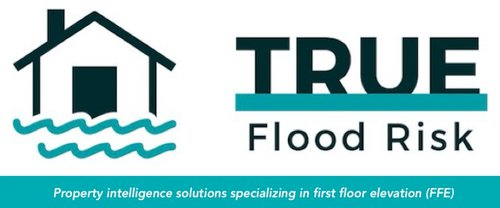 True Flood Risk Logo