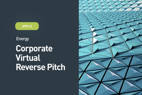 energy Corporate Virtual Reverse Pitch