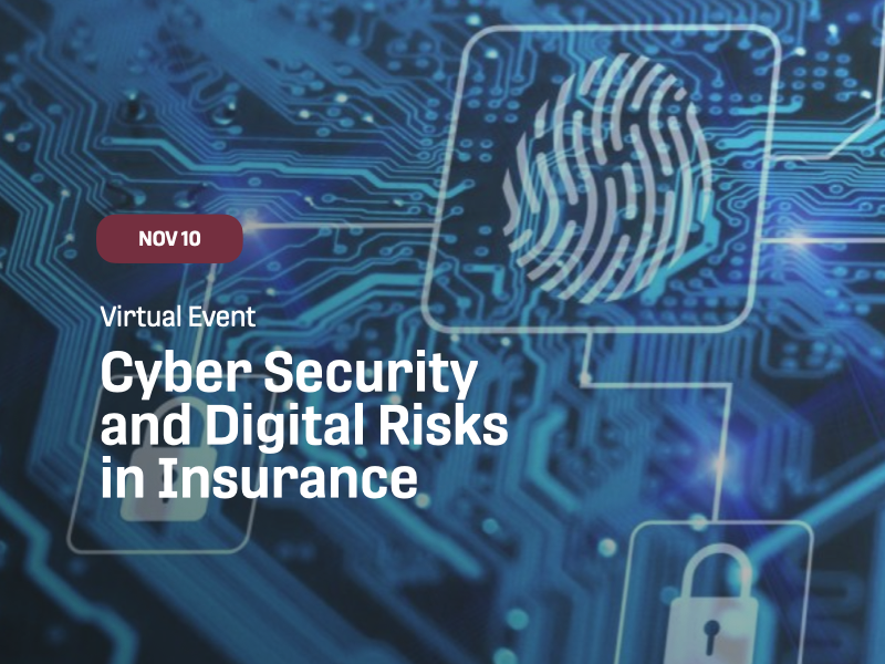 Cyber Security and Digital Risks in Insurance