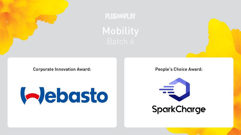 Summer Summit 2019 Winners - Mobility