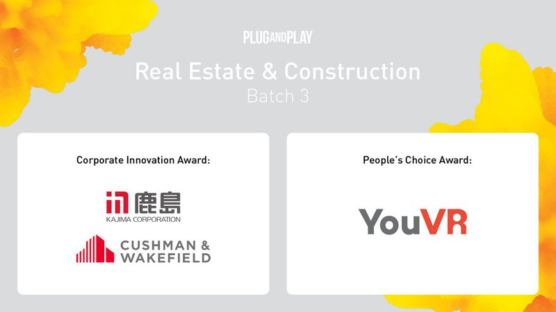 Summer Summit 2019 Winners - Real Estate & Construction