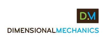 Dimensional Mechanics Logo