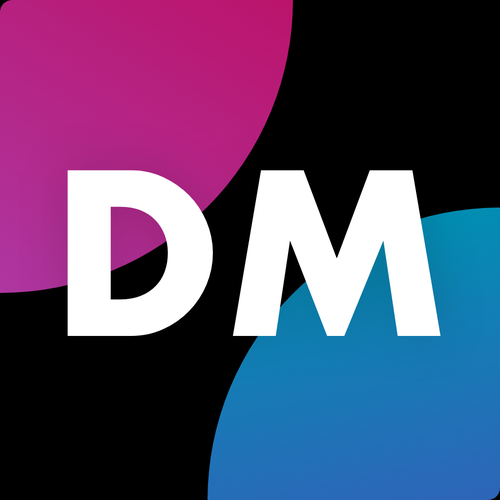 DeepMedia AI Logo
