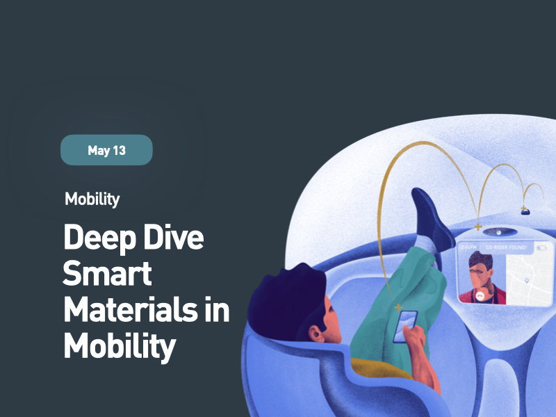 Deep Dive: Smart Materials in Mobility