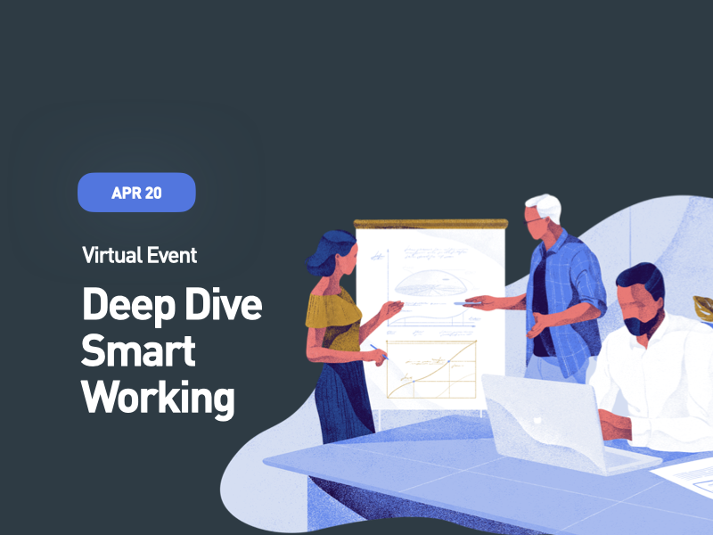 Smart Working Deep Dive hosted by UBI Banca