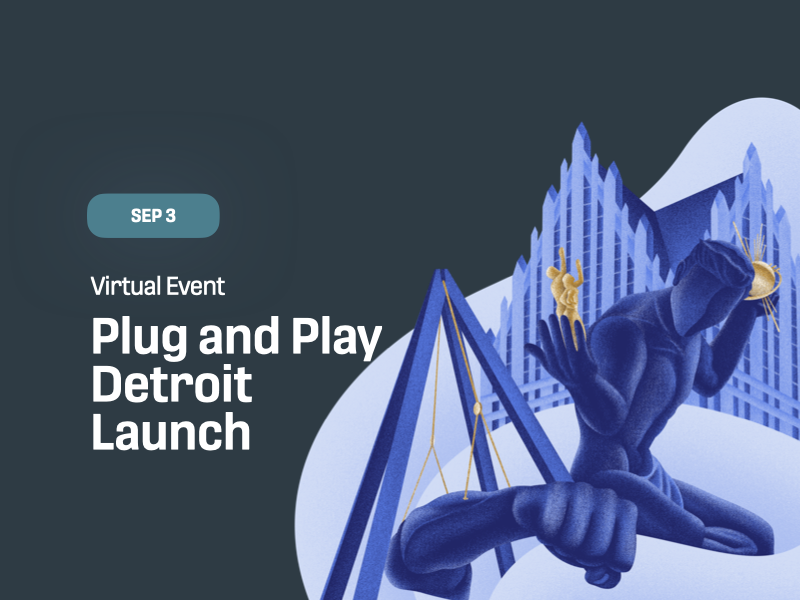 Plug and Play Detroit Launch