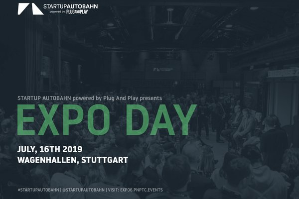 Startup Autobahn EXPO Day