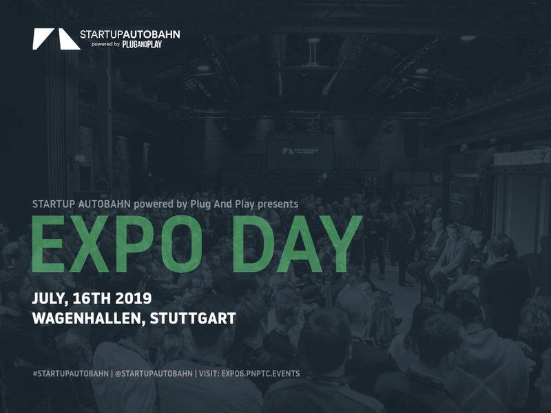 Startup Autobahn EXPO Day