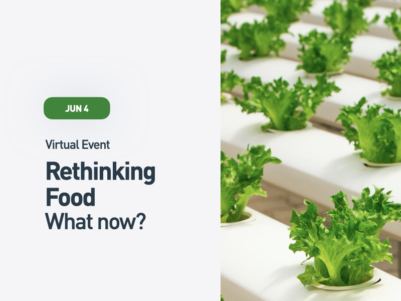 Rethinking Food - What now?