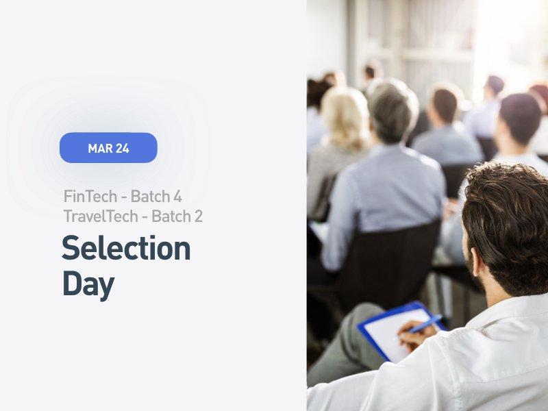 Plug and Play ADGM - Selection Day 2020