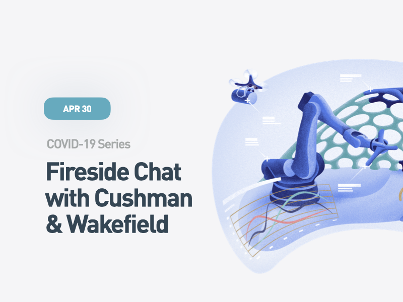 COVID-19 Series: Fireside Chat with Cushman & Wakefield
