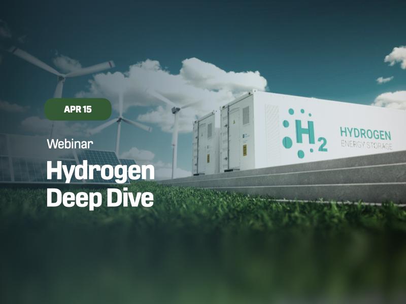Hydrogen Deep Dive