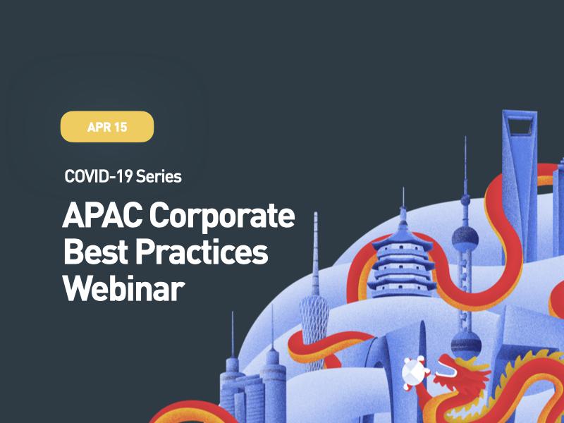 Travel APAC Corporate Best Practices Webinar