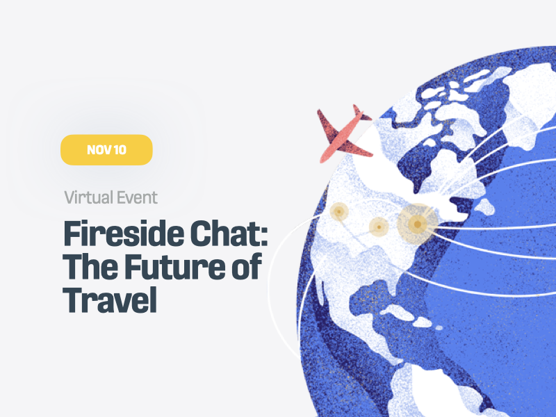 Fireside Chat: The Future of Travel