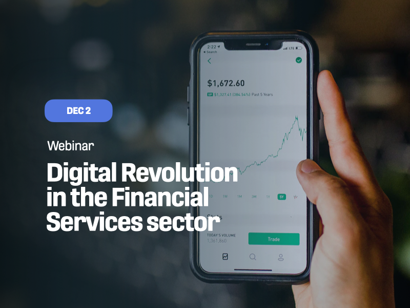 Digital Revolution in the Financial Services sector