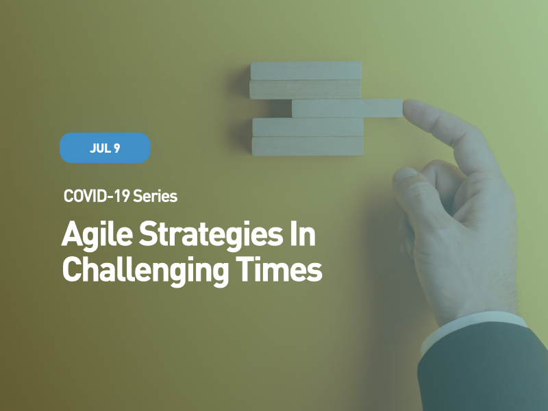 Agile Strategies In Challenging Times