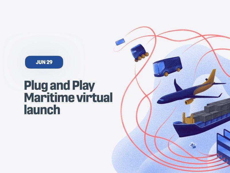 Plug and Play Maritime Virtual Launch